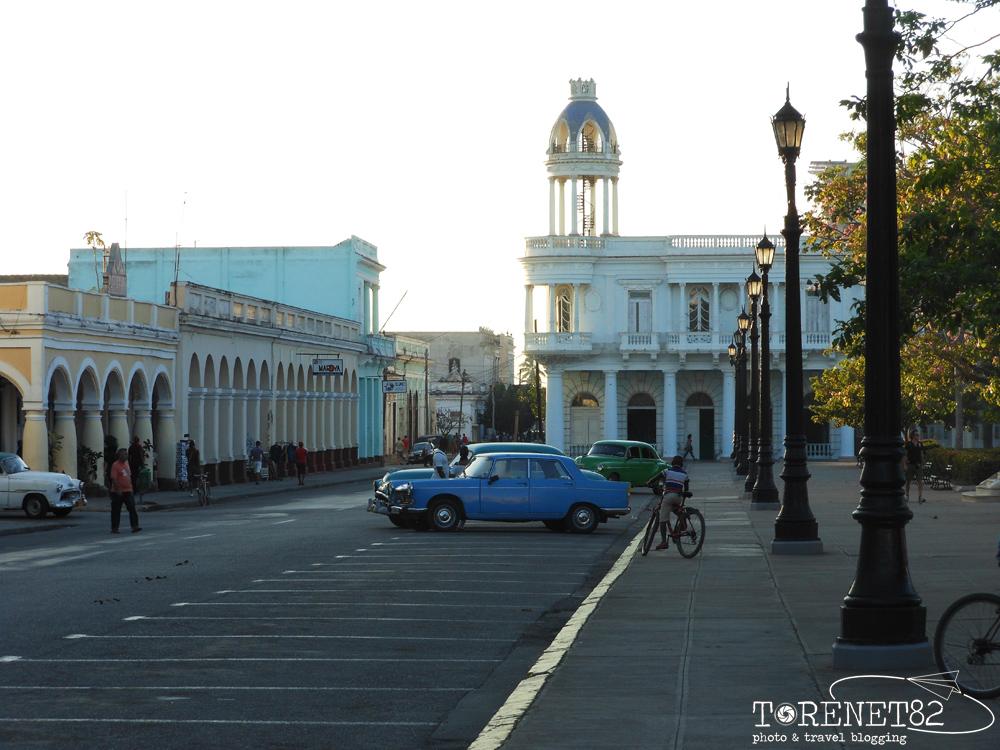 cuba viaggio Cienfuegos