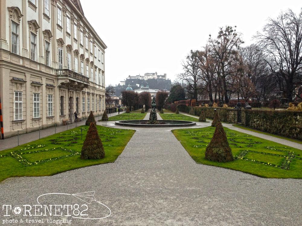 salisburgo SCHLOSS MIRABELL austria