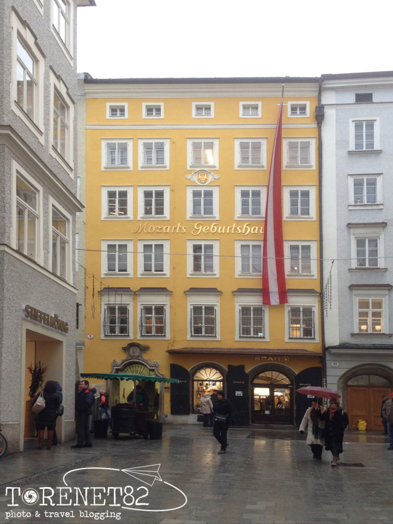 salisburgo austria mozart