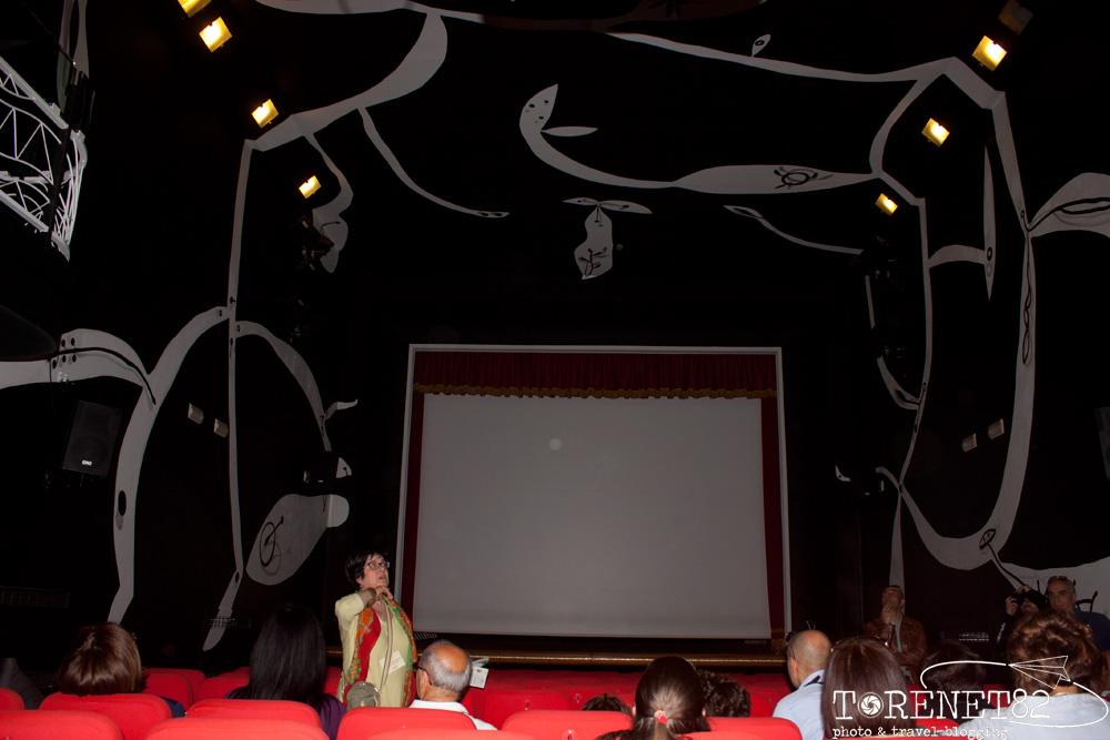 teatro boscoreale