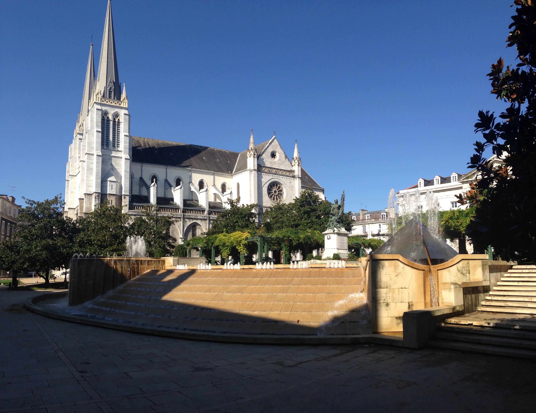 saint Jean pied de port pau cammino santiago francia