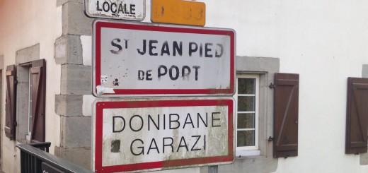 saint Jean pied de port cammino santiago