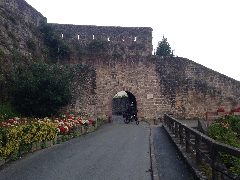 roncisvalle cammino santiago pirenei