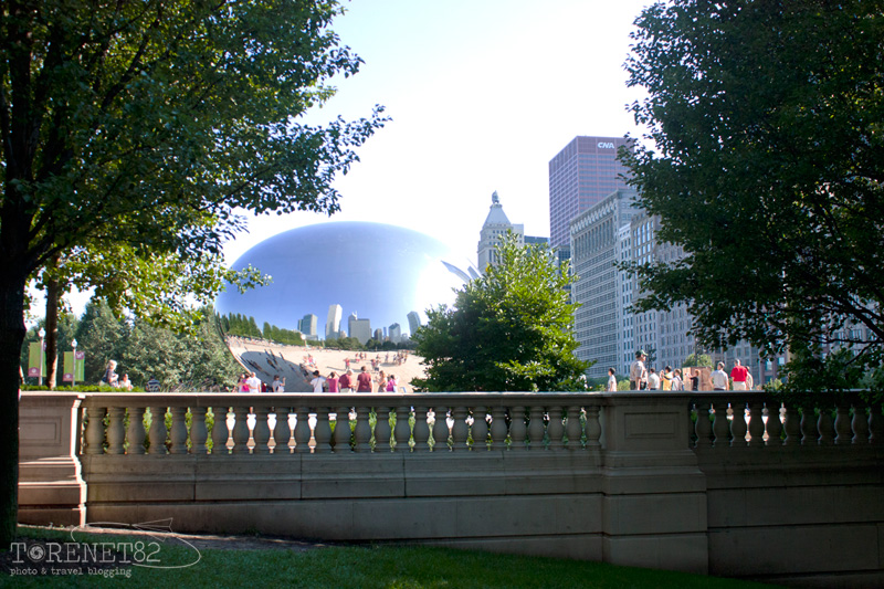 Millennium Park chicago illinois