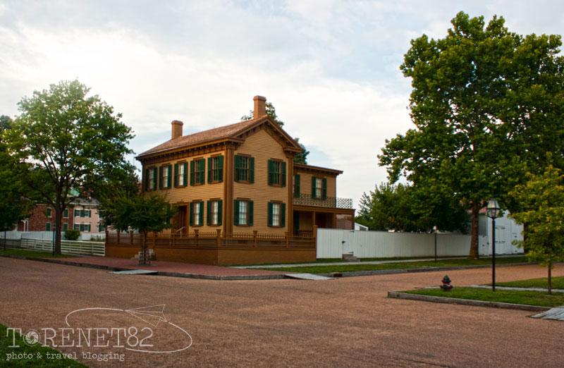 Springfield Lincoln illinois