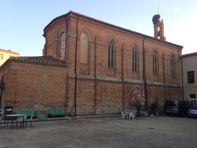 carrion de los condes monastero espiritu
