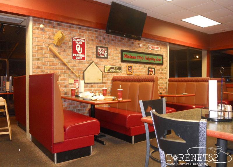 Pizza Hut route 66