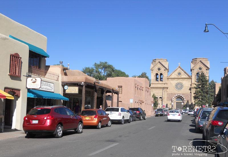 Santa Fe route 66