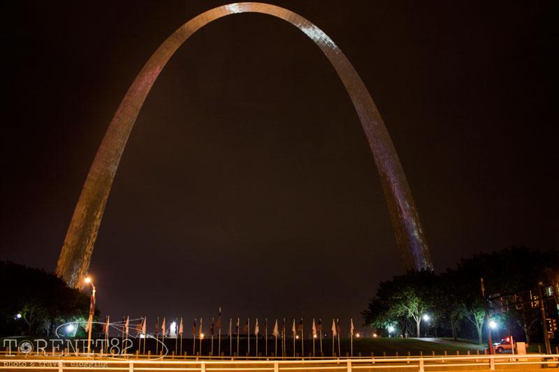 Saint Louis, gateway arch