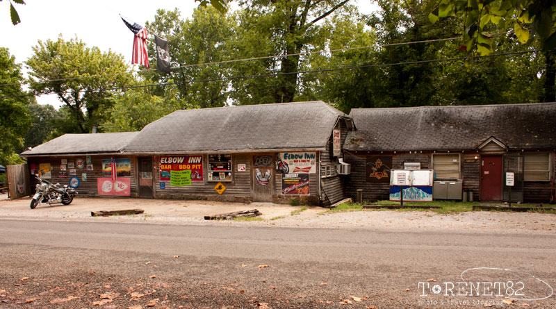 Elbow Inn route 66