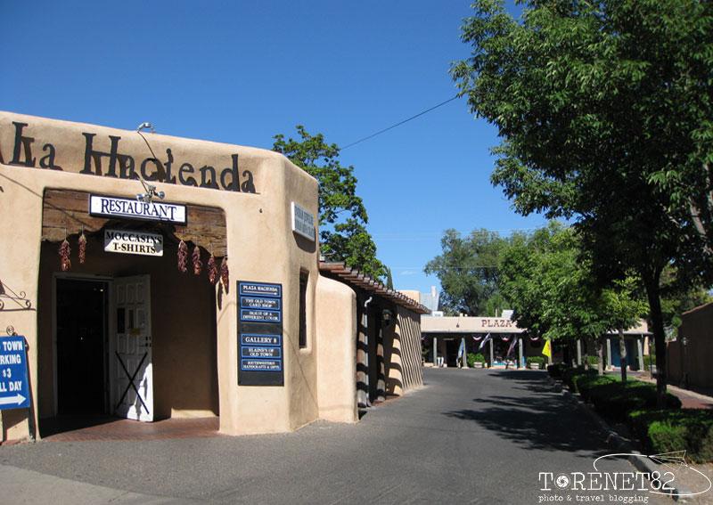 La Hacienda (Albuquerque, New Mexico) route 66