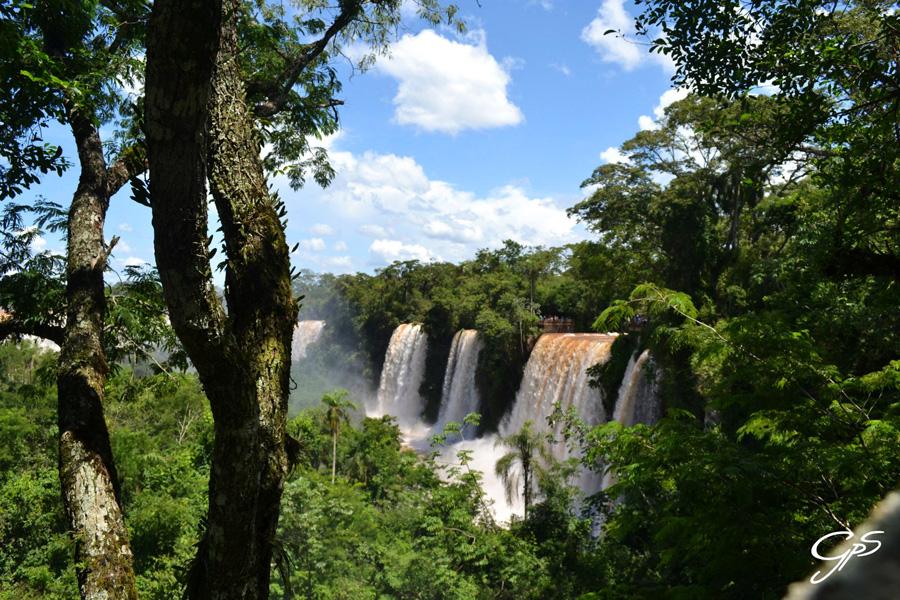 Cascate Iguaçu sud america