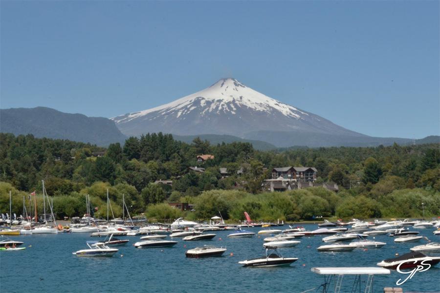 Pucon (Cile) sud america