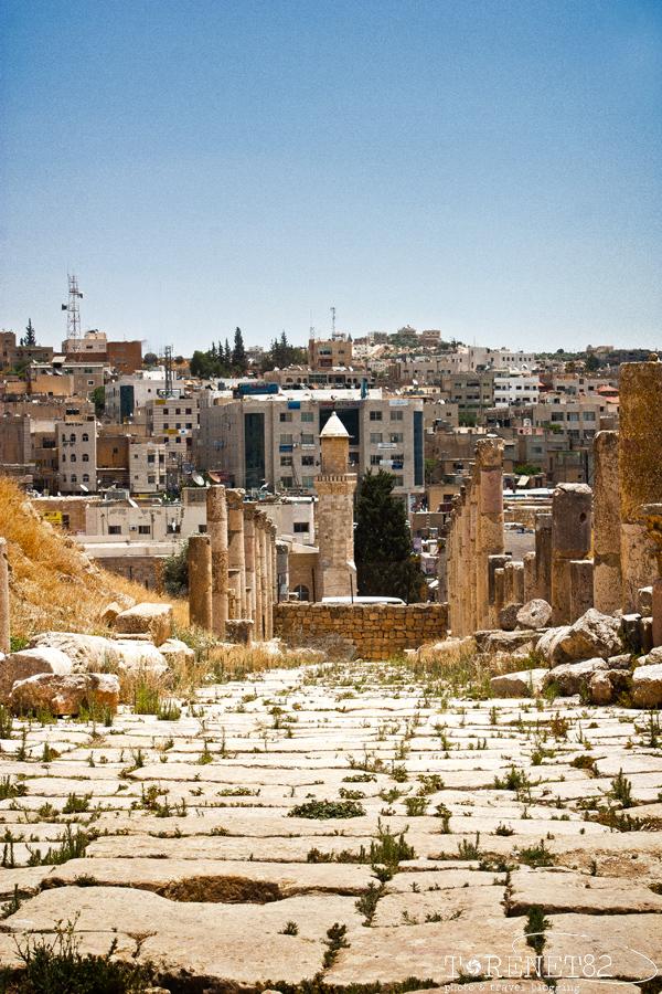 jerash giordania viaggi amman