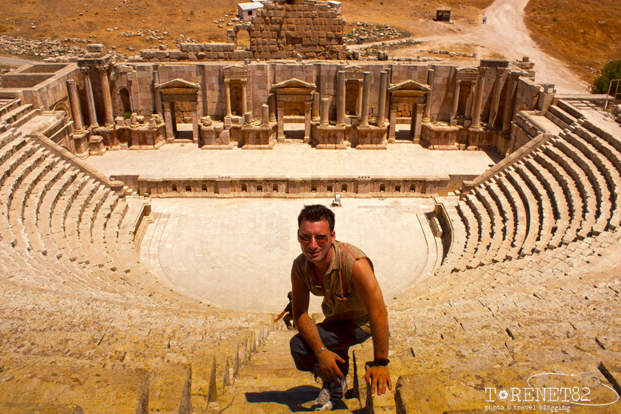 jerash giordania viaggi