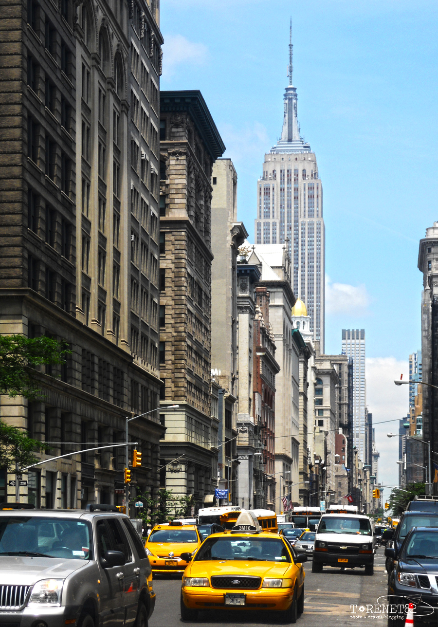 new york city viaggiare Stati Uniti