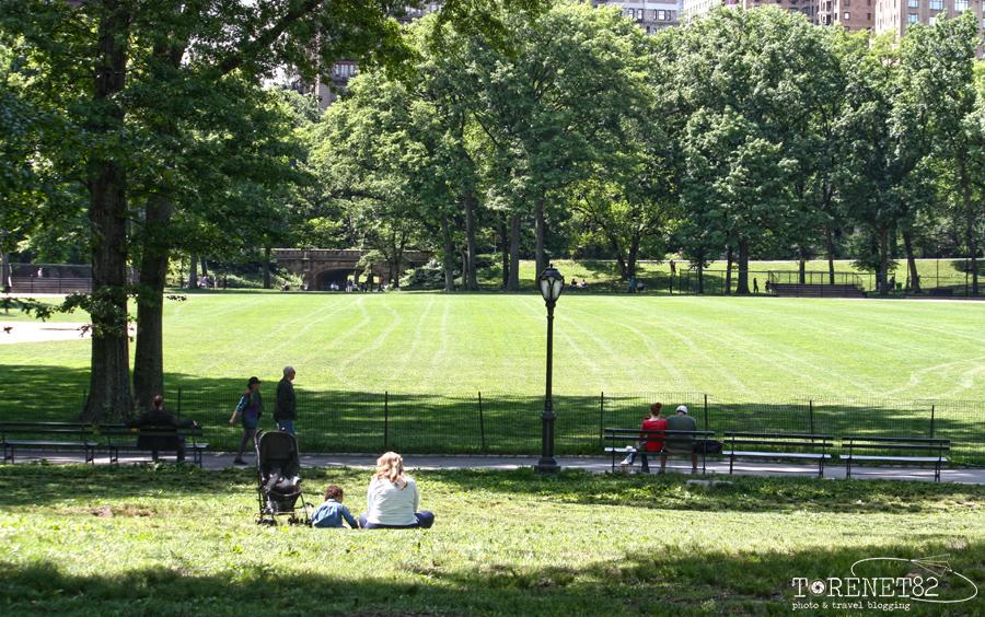 new york city viaggiare Stati Uniti central park