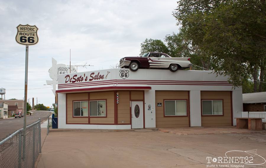 desoto salon route66 arizona