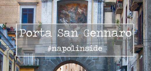porta san gennaro napoli napolinside
