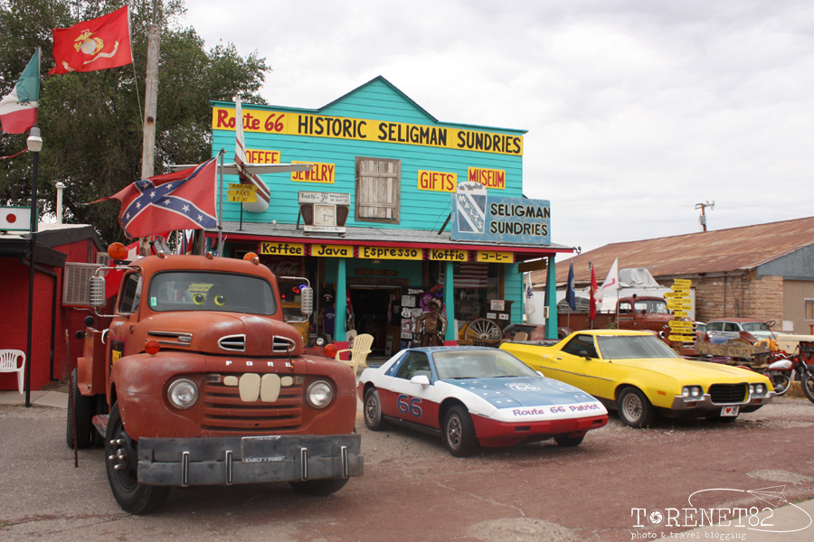 Seligman Arizona Route66 kingman