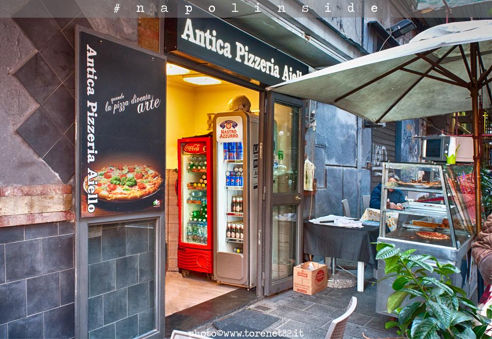 Antica Pizzeria Aiello napoli