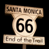 santamonica california route66