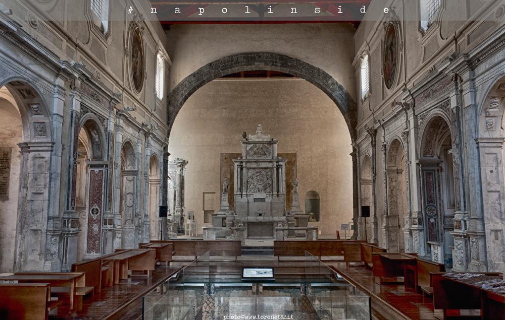 Chiesa Sant'Aniello Caponapoli napoli #napolinside