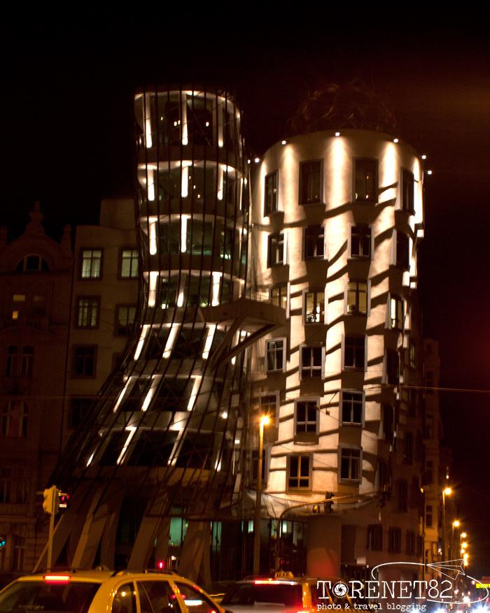 casa danzante praga viaggio architettura