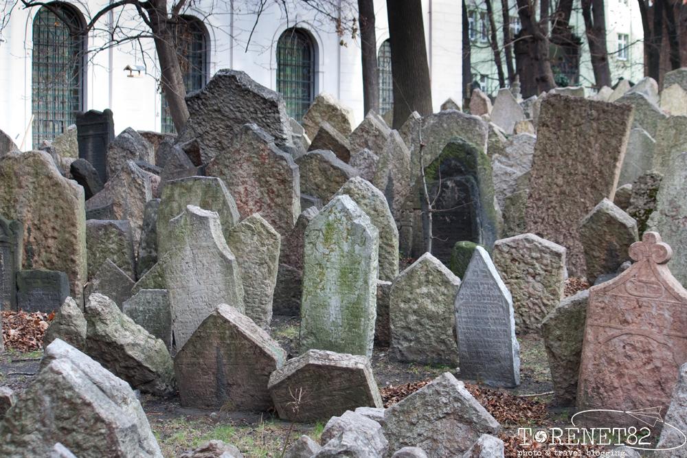 cimitero praga viaggio quartiere ebraico