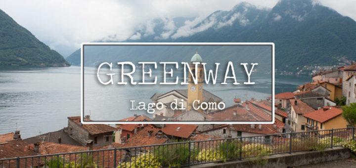 greenway lago di como lombardia