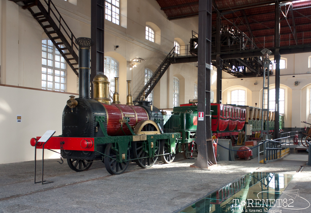 museo pietrarsa napoli borbone visit naples treni