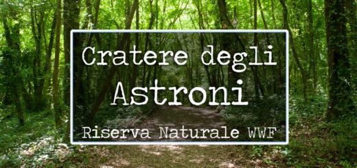 cratere degli astroni, napoli, wwf, natura