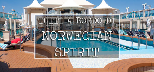 Norwegian Spirit tutti a bordo