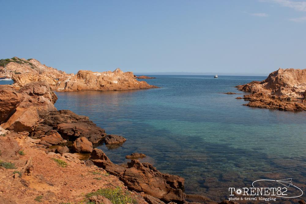 spiagge di minorca Cala Pregonda