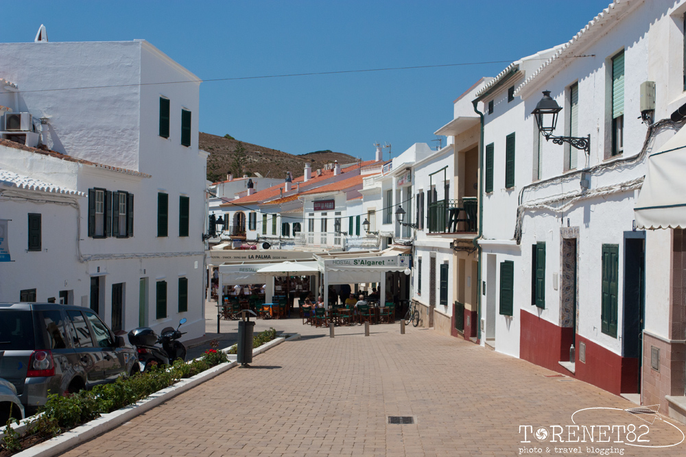 minorca baleari visitare fornells passeggiate a Minorca