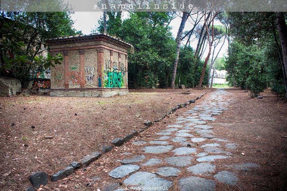 terme romane di via terracina napoli #napolinside