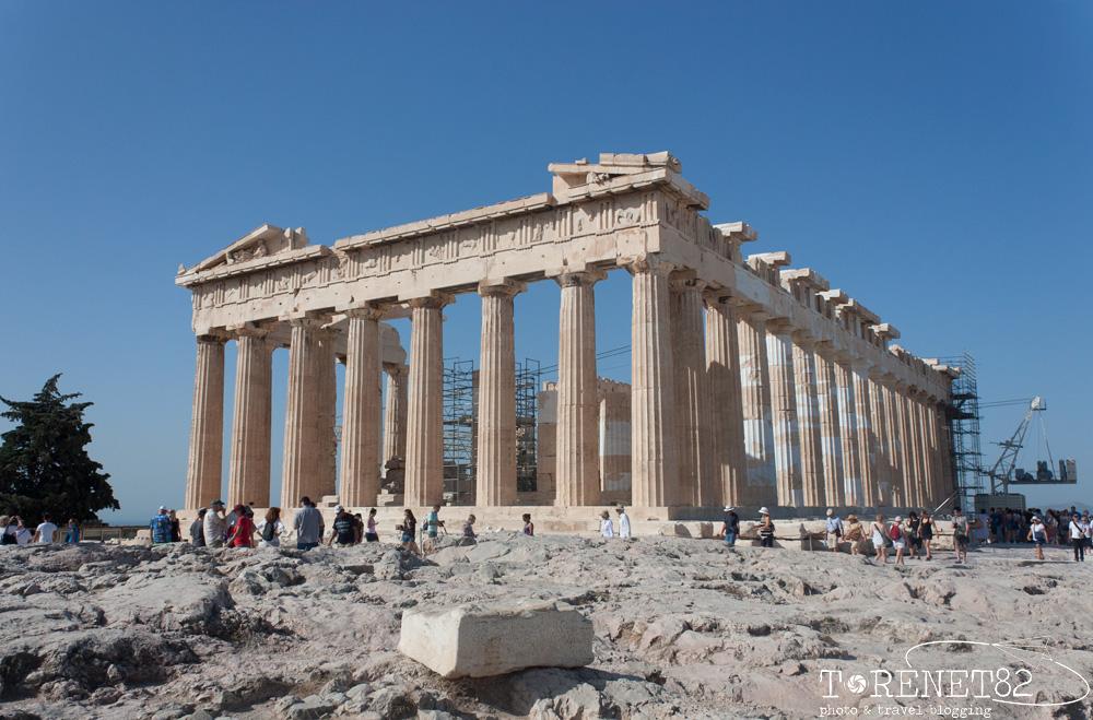 Partenone Atene in 3 giorni Acropoli