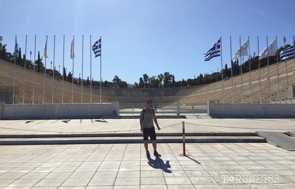 stadio Panathinaiko atene olimpiadi