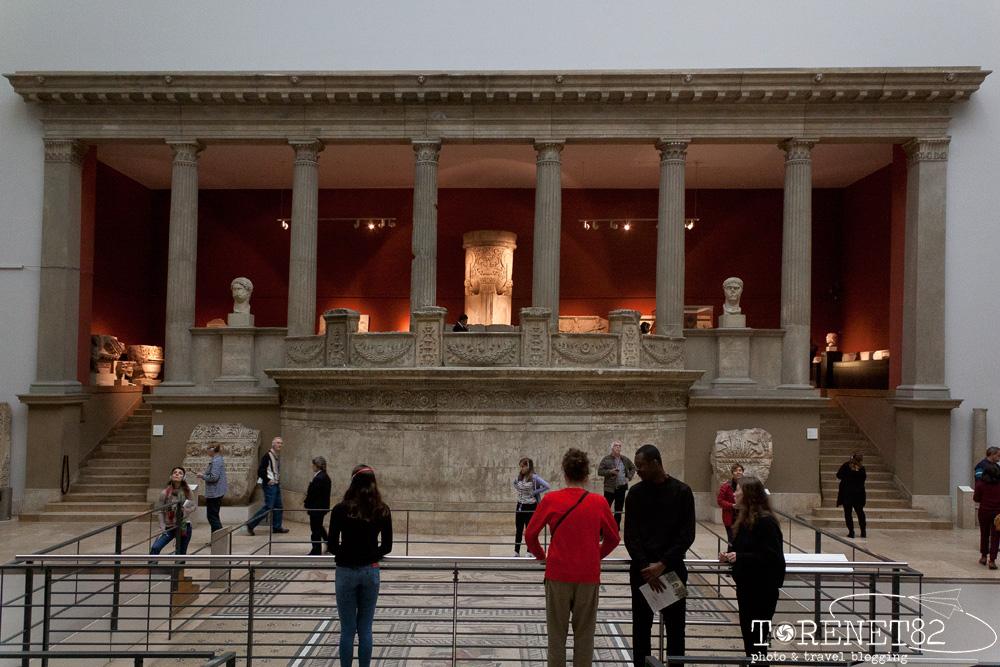 Pergamon Museum musei di berlino