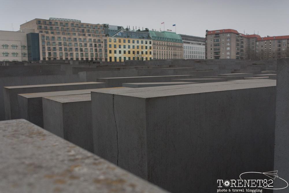 Memoriale della Shoah musei di berlino