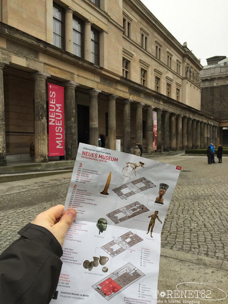 Neues Museum musei di berlino