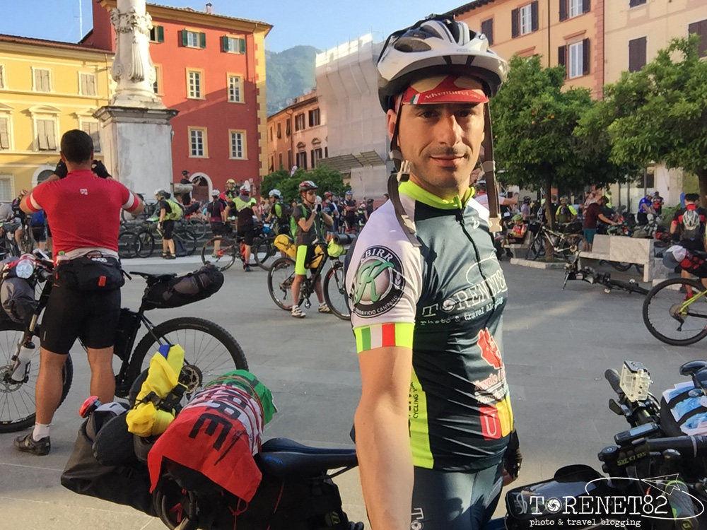 Massa tuscany trail toscana bicicletta