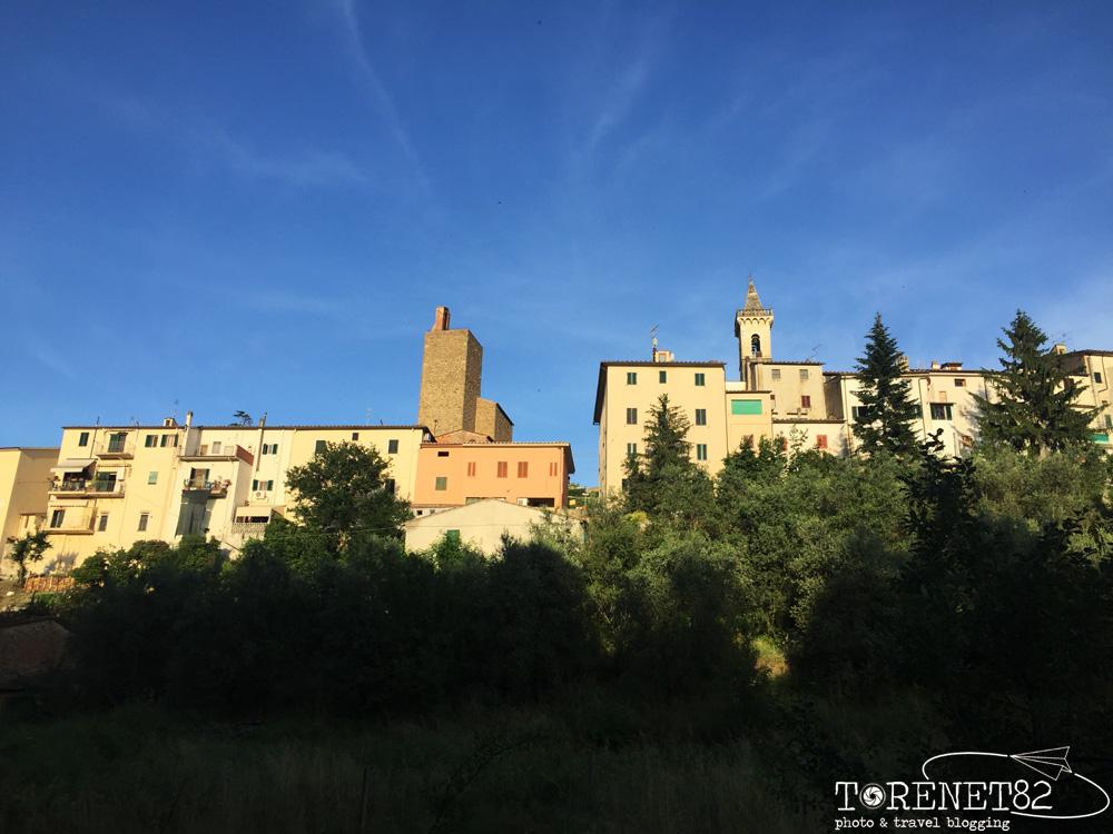vinci tuscany trail toscana bicicletta