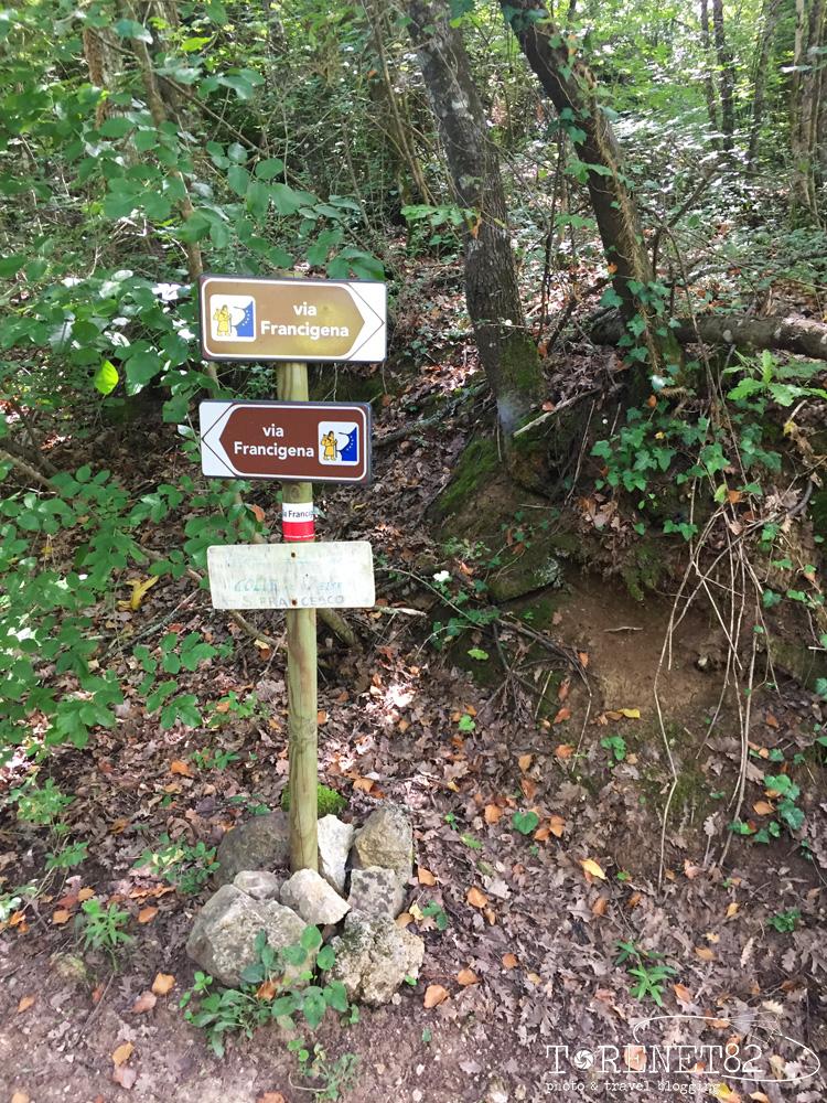 tuscany trail, toscana, val d'orcia, avventura, cicloturismo