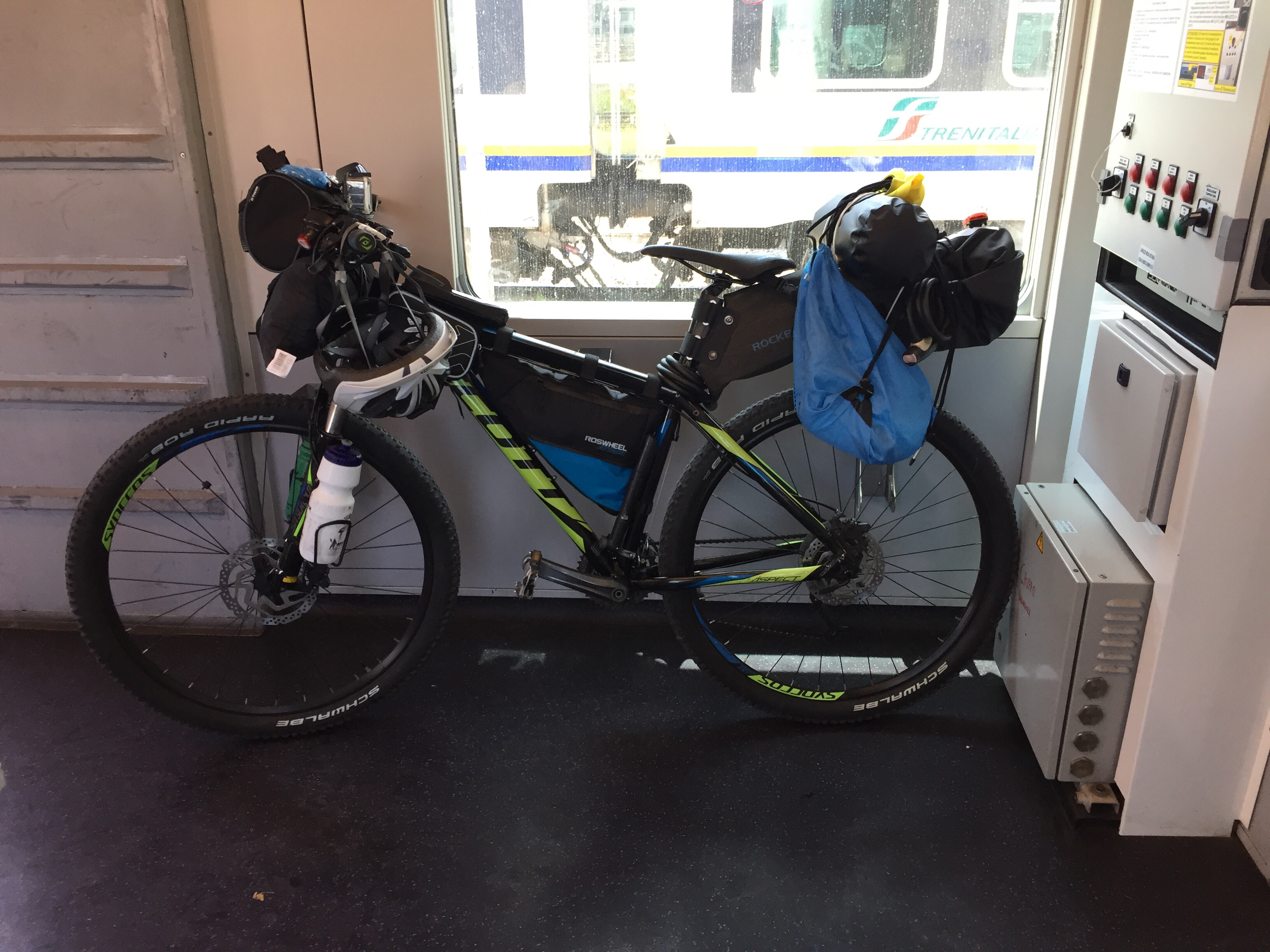 tuscany trail treno bikepacking