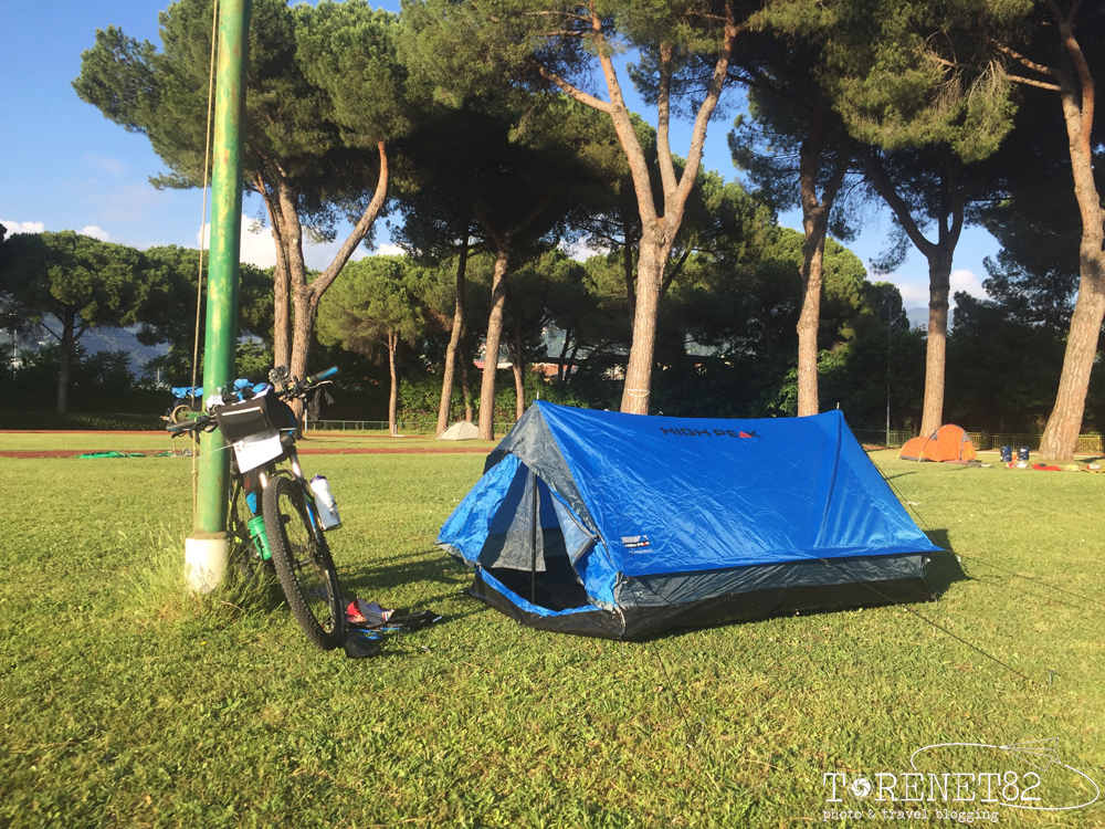 tuscany trail bikepacking tenda