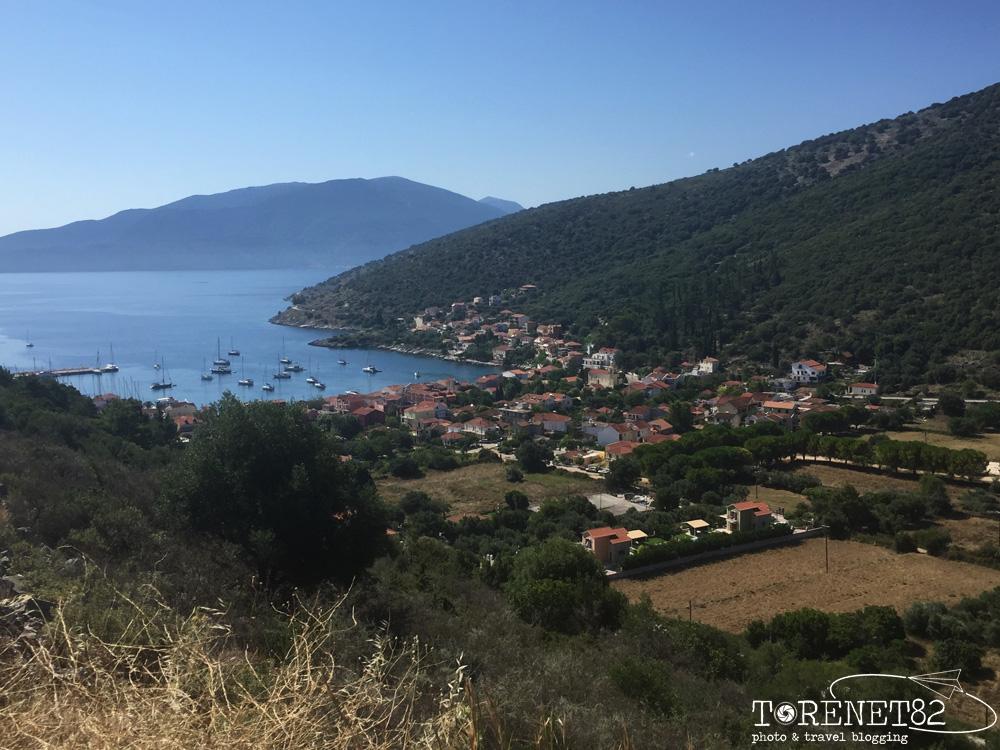 agia efimia vacanza a Cefalonia grecia