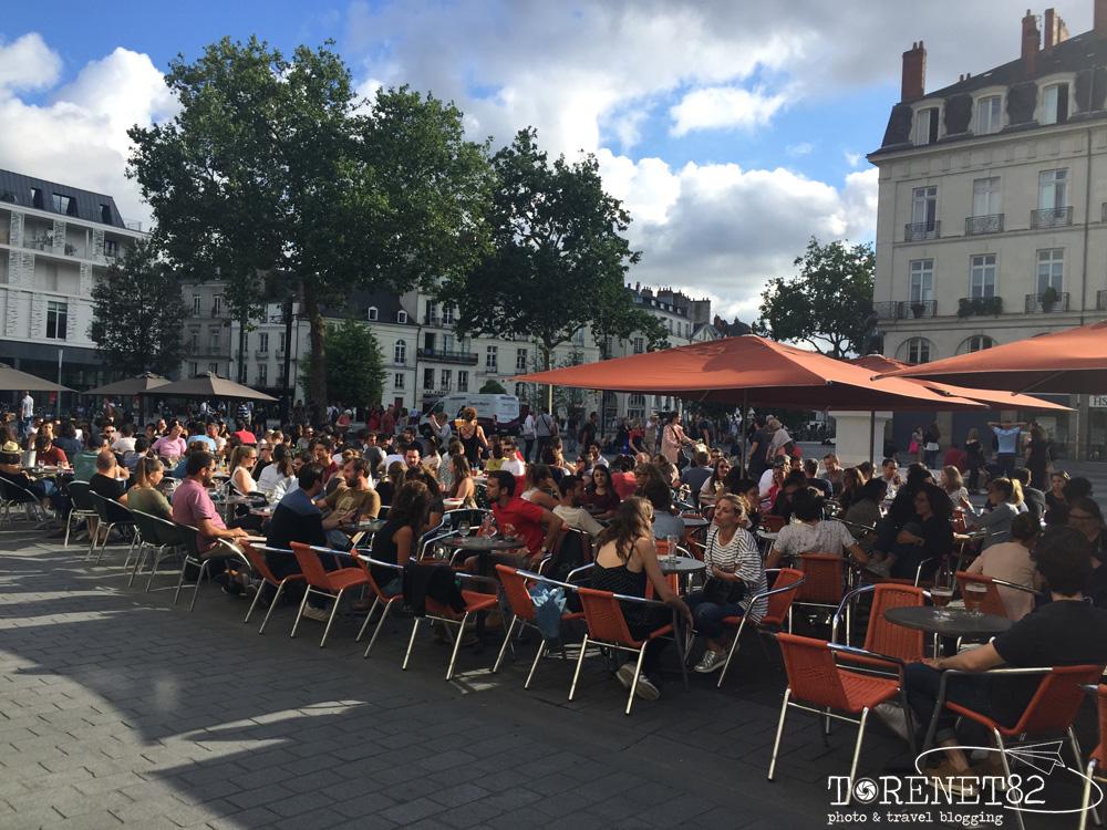 visitare nantes francia