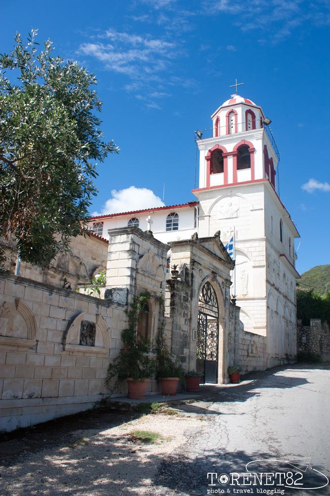 grecia zante monasteri Eleftheotria