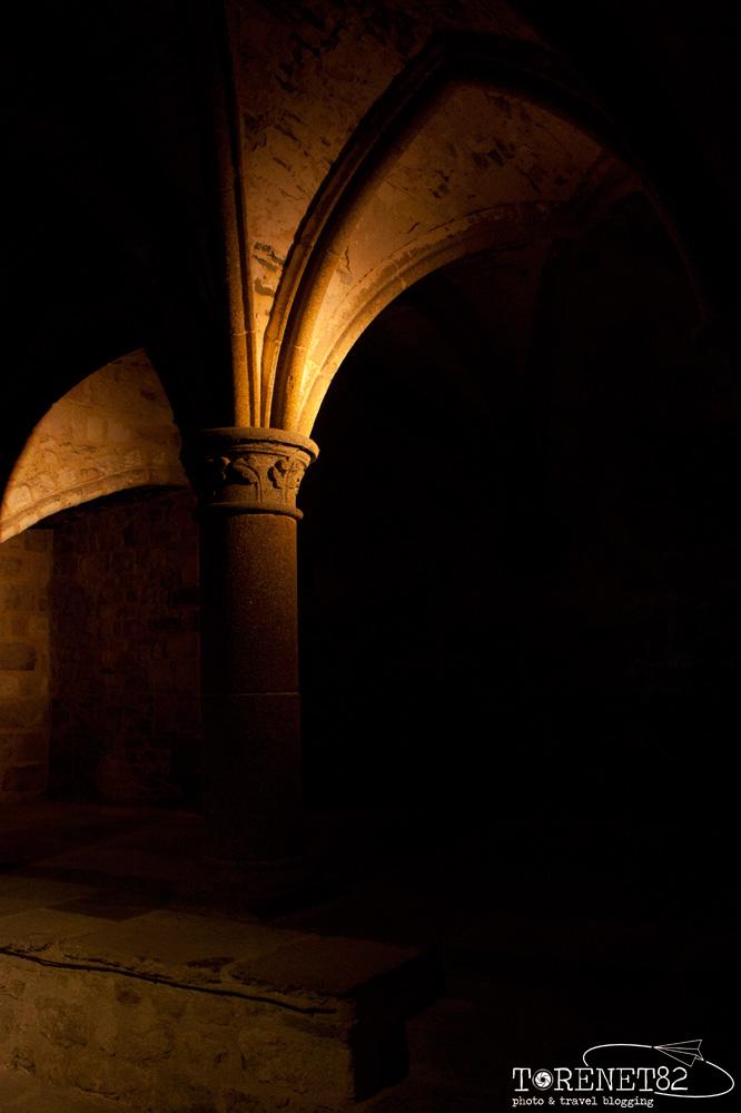 mont saint michel abbazia normandia